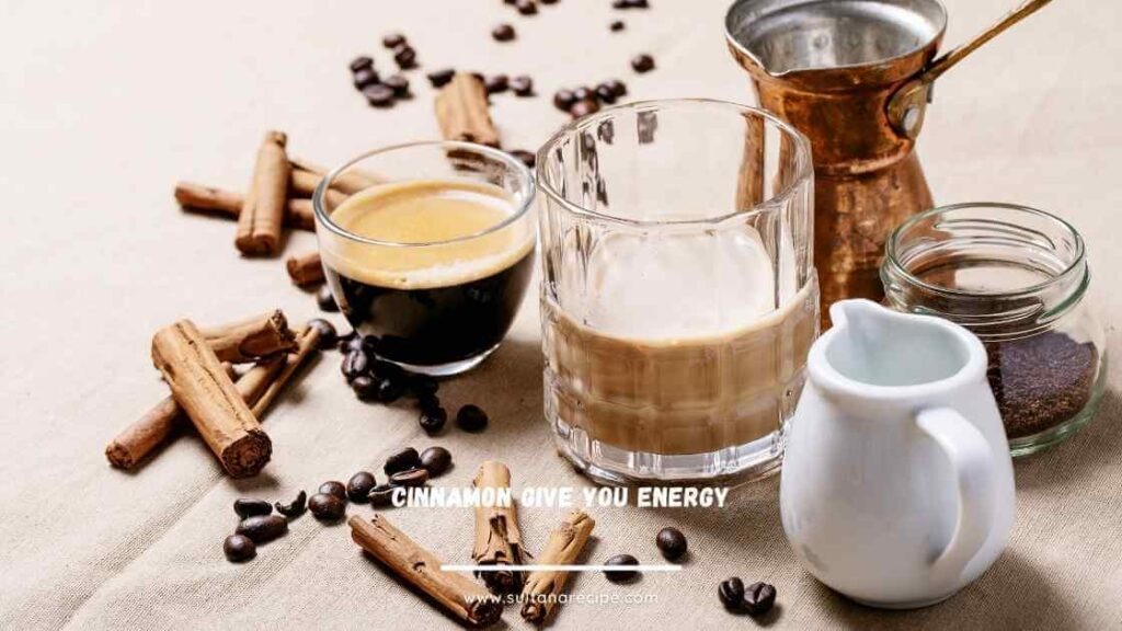 does cinnamon give you energy